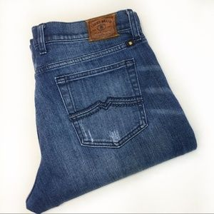 Lucky Brand Leslie Sweet 'N Low Jeans Size 12 / 31